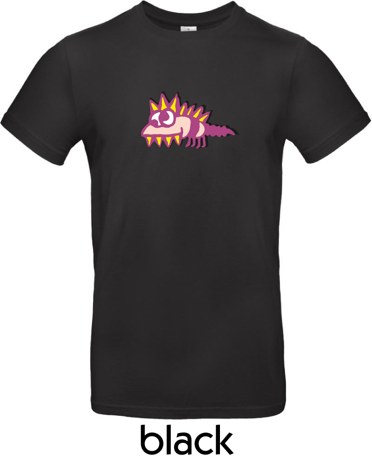 T-Shirts - BC-E190-Monster-black.png