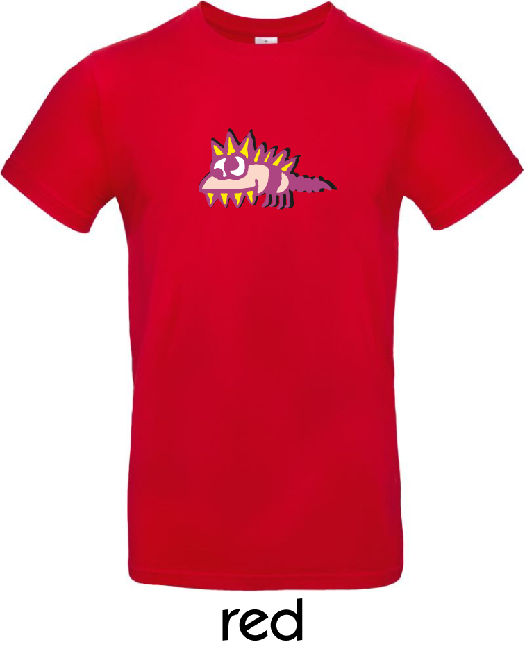 T-Shirts - BC-E190-Monster-red.png