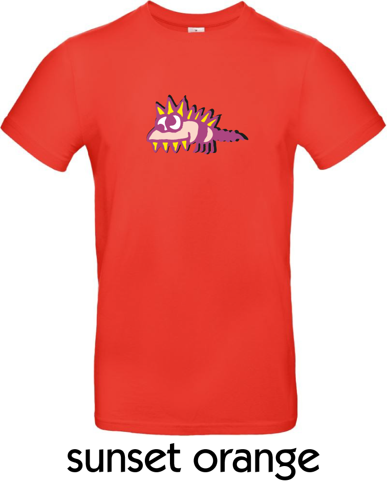 T-Shirts - BC-E190-Monster-sunset-orange.png