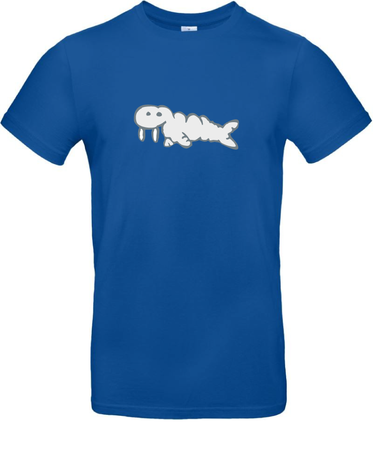 T-Shirts - BC-E190-Walross.png