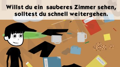 Download – sauberes Zimmer